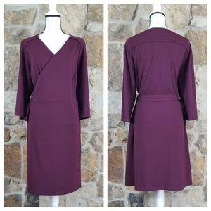 ModCloth 2X Wrap Dress